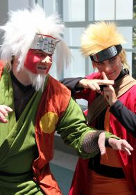 Naruto Uzumaki from Naruto Shippūden worn by CatchingKeys