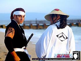 Renji Abarai from Bleach worn by badman