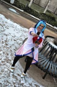 Rio Kamishiro from Yu-Gi-Oh! ZEXAL