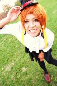 Rin Hoshizora from Love Live!