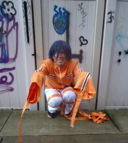 Akito / Agito Wanijima from Air Gear by Kotarou