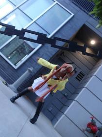 Enju Aihara from Black Bullet  by Nico
