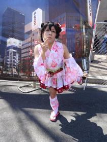 Nico Yazawa from Love Live!  by Nico