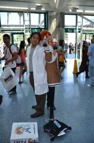 Okabe Rintarou from Steins;Gate by Nico