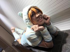Rin Hoshizora from Love Live!  by Nico
