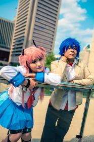 Hideki Hinata from Angel Beats! by Kotarou