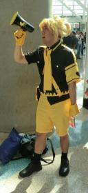 Kagamine Len from Vocaloid 2  by Kotarou