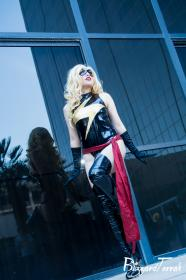 Ms. Marvel from Marvel Comics by Yuqi