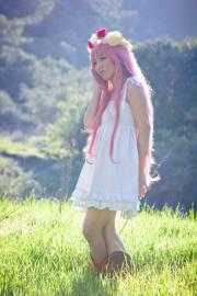 Megurine Luka from Vocaloid 2 worn by Moetron