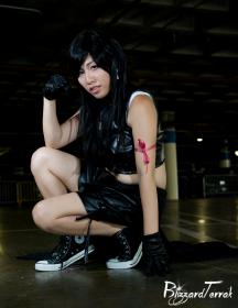 Tifa Lockhart from Final Fantasy VII: Advent Children by Yuqi