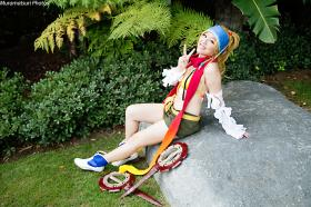 Rikku from Final Fantasy X-2 by Yuqi