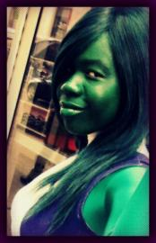 She Hulk from Marvel Comics worn by Jay Justice