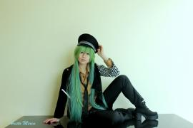Ukyo from Amnesia (Otomate) worn by Louixa