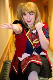 Yuuko Ooshima the 9th from AKB0048