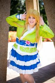 Miki Hoshii from iDOLM@STER  by BerryChan