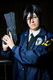 Nobuchika Ginoza from Psycho-Pass
