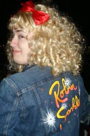 Robin Sparkles from How I Met Your Mother