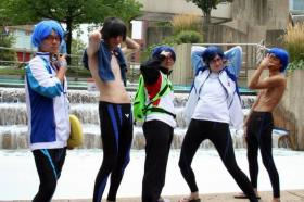 Rei Ryugazaki from Free! - Iwatobi Swim Club worn by Fire-Raising