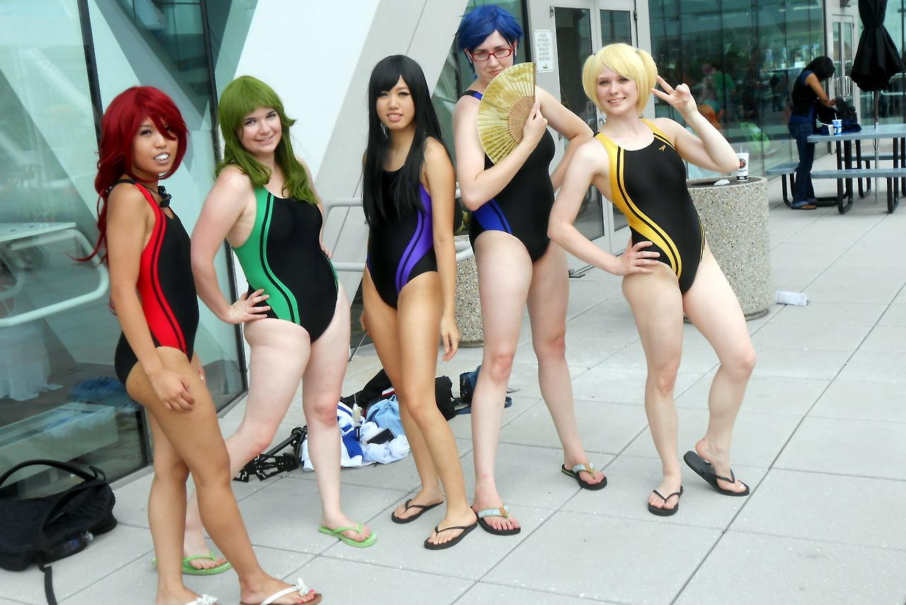 Free Iwatobi Swim Club Genderbend