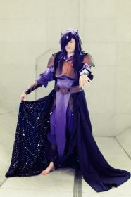 Koumei Ren from Magi Labyrinth of Magic worn by Fire-Raising