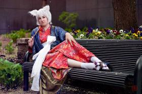 Tomoe from Kamisama Hajimemashita  by Fire-Raising