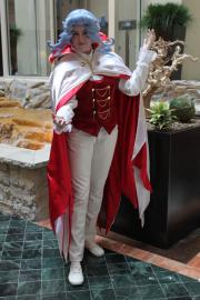 Seishirou Kirishiki from Shiki worn by Fire-Raising