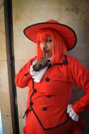 Madam Red from Black Butler worn by LorenaMM