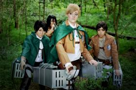 Irvin Smith from Attack on Titan worn by Amee