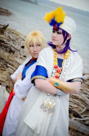 Sinbad from Magi Labyrinth of Magic worn by Amee