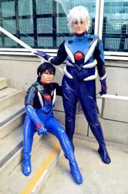 Kaworu Nagisa from Neon Genesis Evangelion