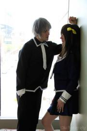 Tohru Honda from Fruits Basket worn by Scarlett Victoria
