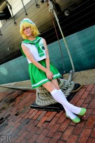 Fuu Hououji from Magic Knight Rayearth worn by Kikuka