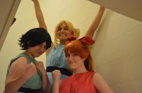 Blossom from Powerpuff Girls worn by Kikuka