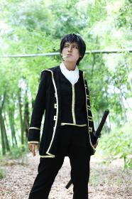Toshiro Hijikata from Gintama worn by YURI