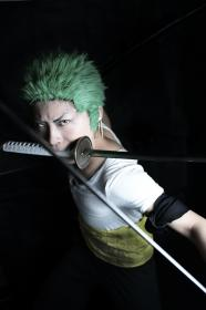 Roronoa Zoro from One Piece worn by YURI