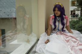 Anthy Himemiya from Revolutionary Girl Utena worn by 8bitSamurai