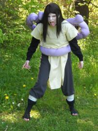 Orochimaru from Naruto worn by Magdelynne