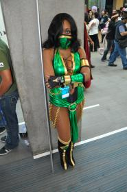 Jade from Mortal Kombat 2011 worn by Ame Aiolia
