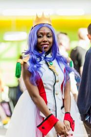 Anthy Himemiya from Revolutionary Girl Utena worn by Ame Aiolia