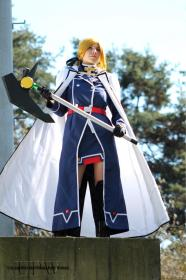 Fate T. Harlaown from Magical Girl Lyrical Nanoha StrikerS