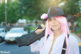Megurine Luka from Vocaloid 2 worn by Distant Avalon