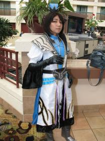 Sima Shi from Dynasty Warriors 8  by manik_semiramis