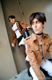 Levi from Attack on Titan: The Wings of Counterattack  by manik_semiramis