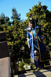 Sima Shi from Dynasty Warriors 7