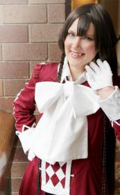Alice from Pandora Hearts worn by Christy