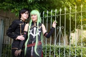 C.C. from Code Geass R2 worn by Christy