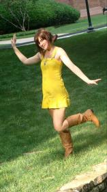 Selphie Tilmitt from Final Fantasy VIII worn by Christy