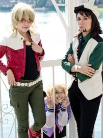 Barnaby Brooks Jr. / Bunny from Tiger and Bunny worn by ferocity