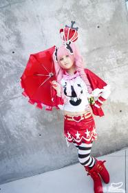 Perona from One Piece worn by Moni ika-mon