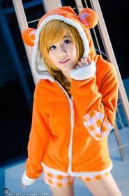 Honoka Kosaka from Love Live! worn by Moni ika-mon